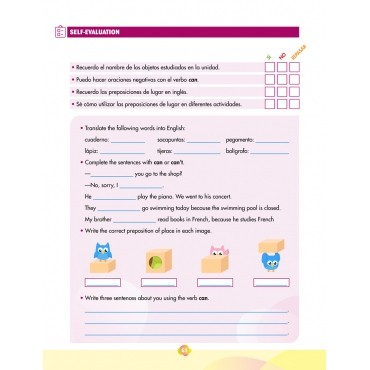 Inglés fácil con Clifford 5.1 · Página 61