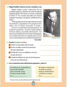 Español poco a poco. Nivel 3. Libro 2 · Página 18