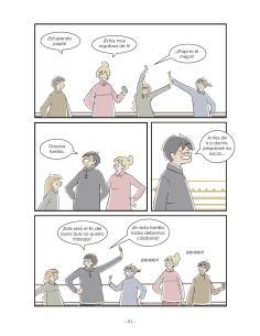 Cuentos y fábulas en cómic: El burro y la sal