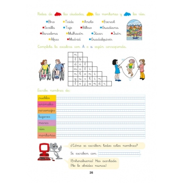 Pack 2º Ortografía + Organizador semanal de regalo