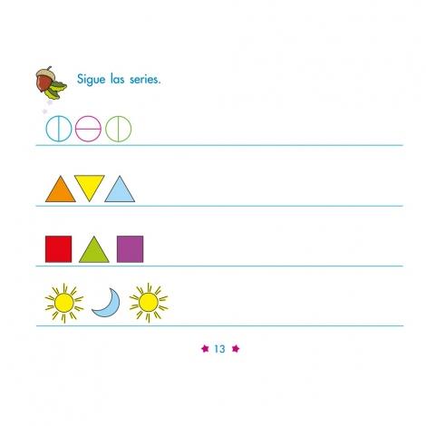 Pack conceptos básicos en educación infantil 4 + Aprendo y Coloreo de Regalo