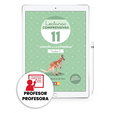 Digital docente - Lecturas comprensivas 11