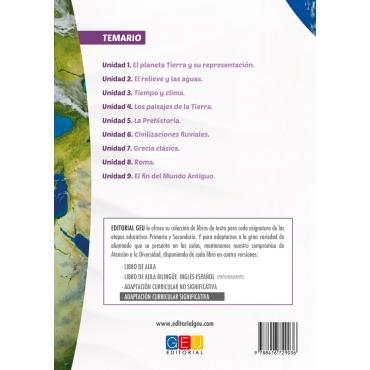 Digital docente - Ciencias sociales: Geografía e historia 1. Educación Secundaria. ACI significativa