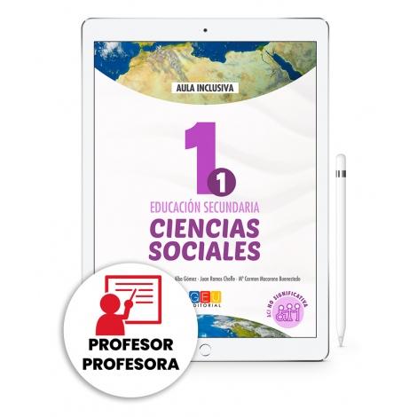 Digital docente - Ciencias sociales: Geografía e historia 1. Educación Secundaria. ACI no significativa
