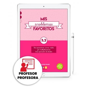 Digital docente - Mis problemas favoritos 3.2