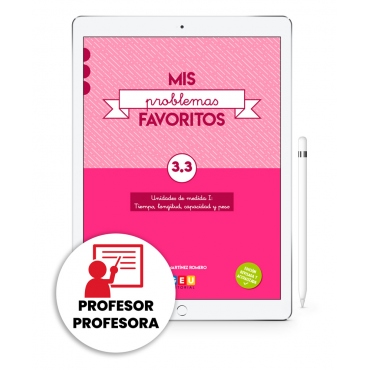 Digital docente - Mis problemas favoritos 3.3