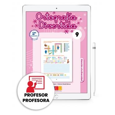 Digital docente - Ortografía divertida 9