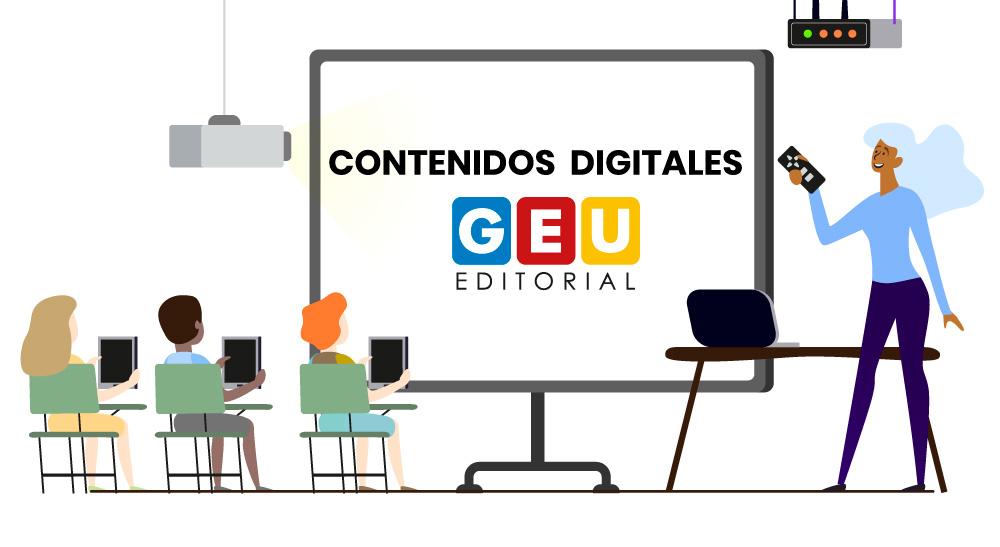 Contenidos digitales GEU