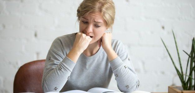 ansiedad ante examenes