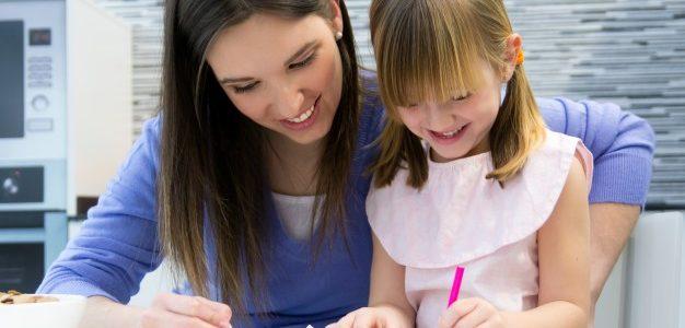 como aprender a leer y escribir en casa