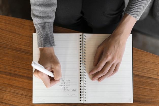beneficios de escribir a mano