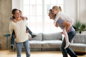 5 actividades lúdicas y didácticas con niños en casa
