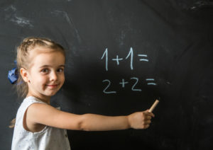 aprender matematicas desde cero con niños