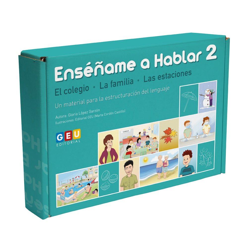 ENSÉÑAME A HABLAR 2
